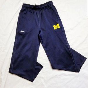 Nike University of Michigan 💥 SWEATPANTS joggers